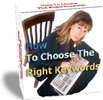 How to choose the right keywords - MRR