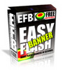 Thumbnail Easy Flash Banner With MRR Plus Bonuses!