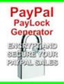 Thumbnail PayLock Generator WITH PLR +Bonuses!