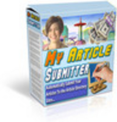 Product picture My Article Submitter With MRR+Bonuses!