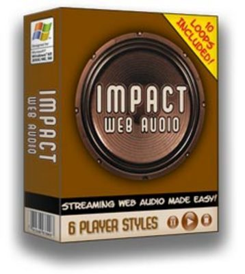Product picture Impact Web Audio - Made Easy! MRR + Bonuses!