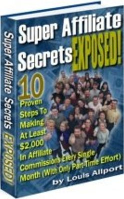 Product picture Super Affiliate Secrets Report with MRR+Bonuses!